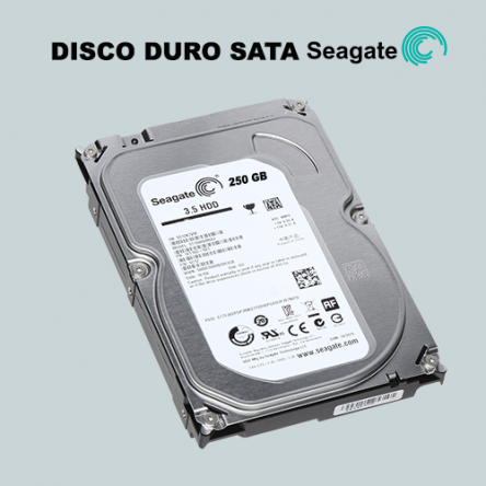 Disco Duro Seagate 250 GB