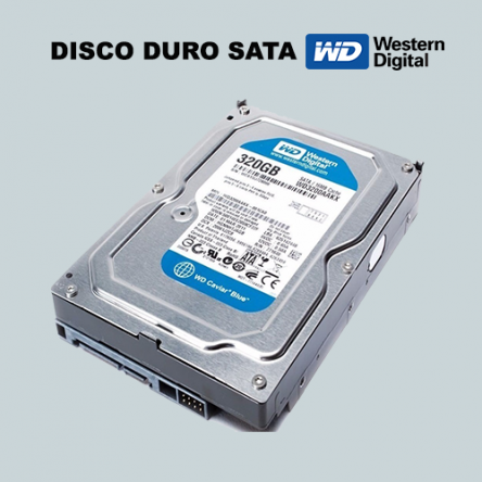 Disco duro Western Digital 320GB
