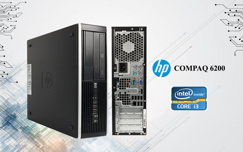 Hp Compaq 6200 i3