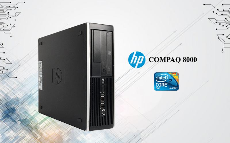 Hp Compaq 8000 Core2 Duo