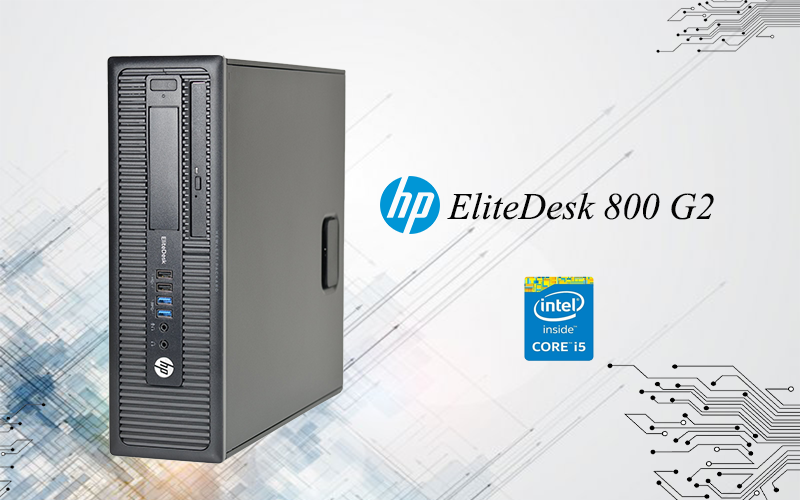 Hp EliteDesk 800 G2 i5