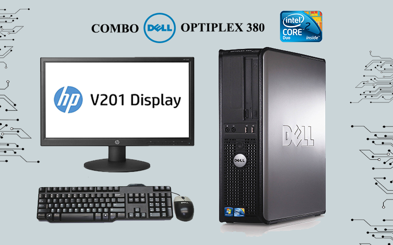 Optiplex 380 Core2Duo