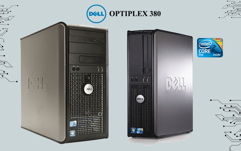 Dell optiplex 380 Core2 Duo