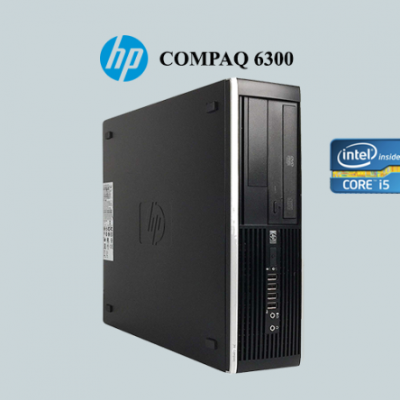 Hp Compaq 6300 i5