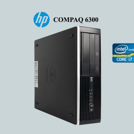 Hp Compaq 6300 i7