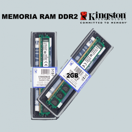 Memoria Kingston DDR2/2GB