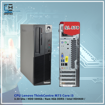 CPU Lenovo ThinkCentre M73 i5
