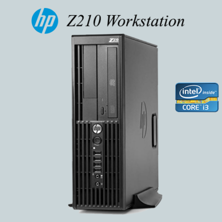 Hp Z210 Workstation i3