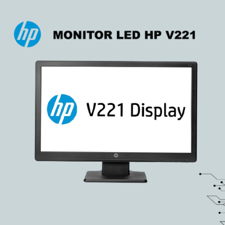 Monitor LED HP V221 22""